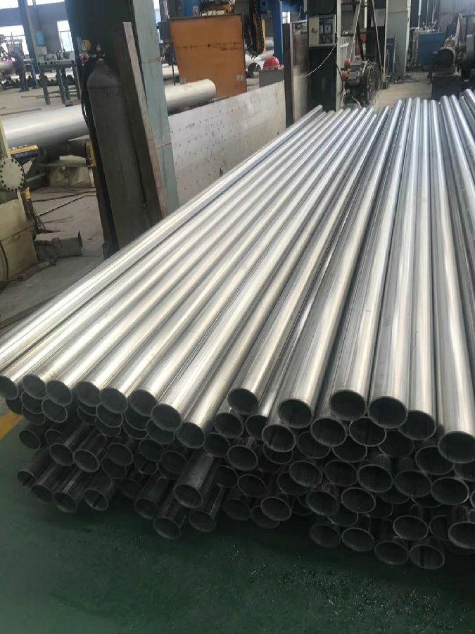 不锈钢管表面膜受到破坏常见的几种形式(图1)