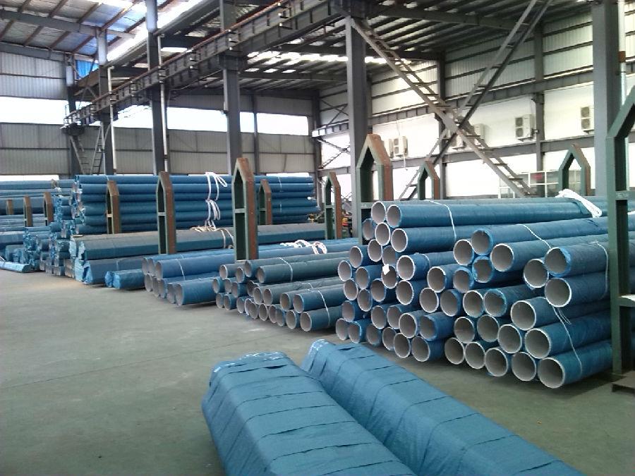 不銹鋼管件在制作過程中產生形變的解決方法(圖1)
