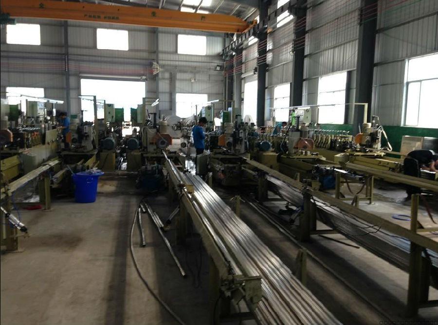 不銹鋼管適用于彎曲成形加工的所需要的一些特性